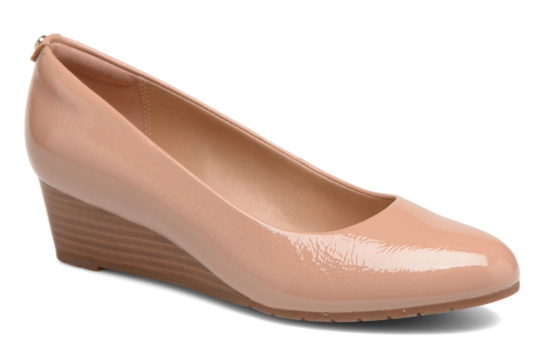 Zapatos casuales salvajes Clarks Vendra Bloom (Beige) - Zapatos de tacón en Más cómodo