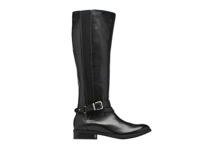 Boots & wellies Clarks Pita Vienna Black back view
