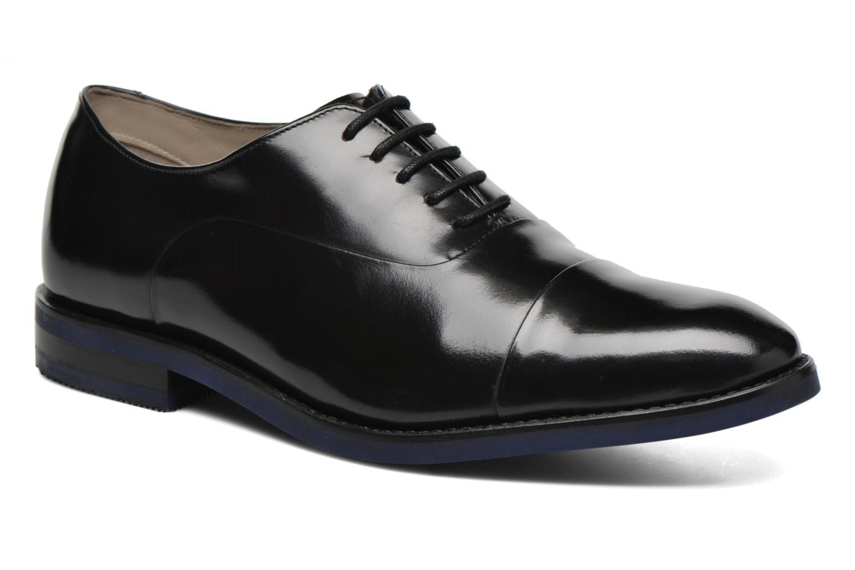 Swinley Cap Black leather