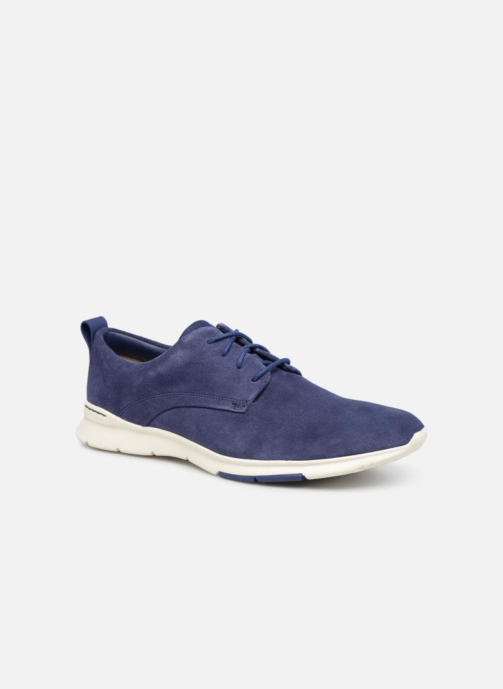 Tynamo Walk Blue Suede