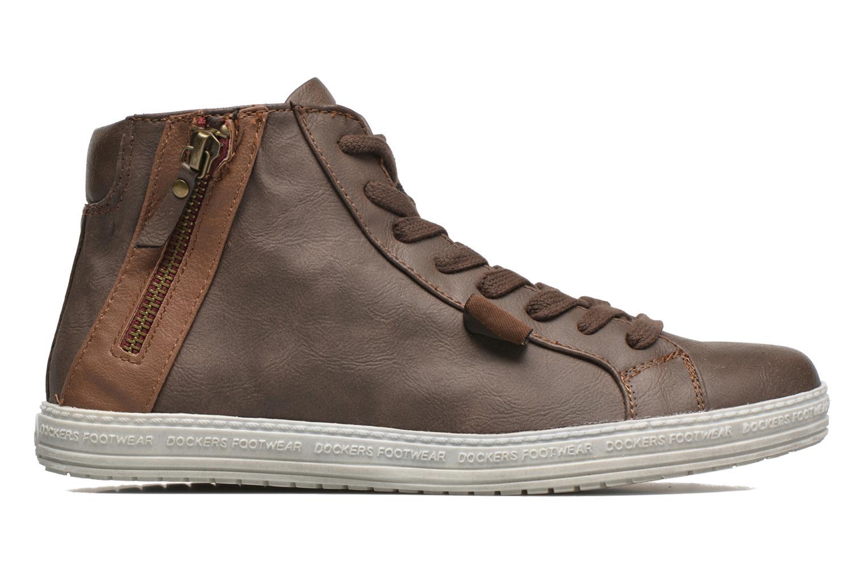 Sneakers Dockers Lore Marrone immagine posteriore