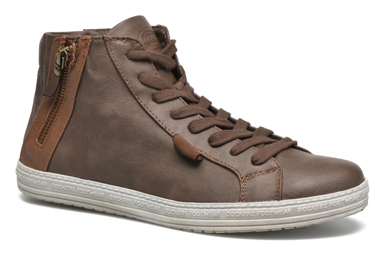 Sneakers Dockers Lore Marrone vedi dettaglio/paio