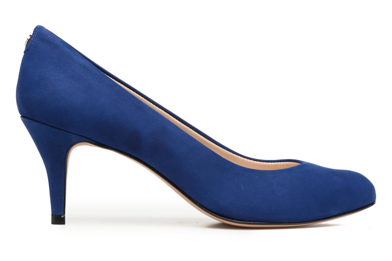 Escarpins COSMOPARIS Jenni/Nub Bleu vue derrière
