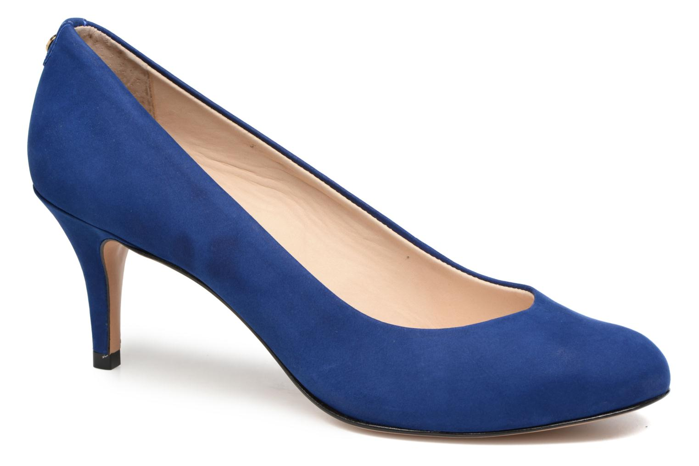 Escarpins COSMOPARIS Jenni/Nub Bleu vue détail/paire
