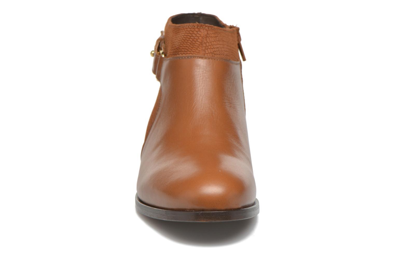 Bottines et boots COSMOPARIS Vady/Bi Marron vue portées chaussures