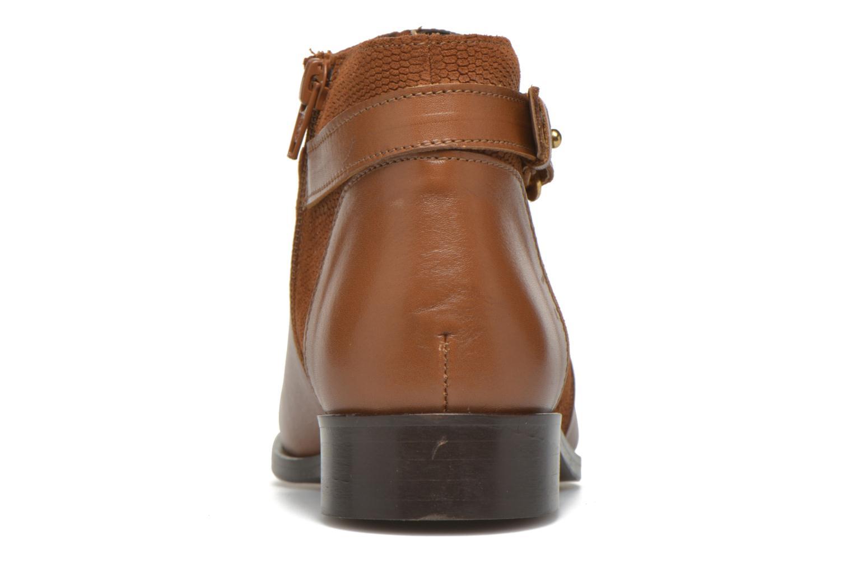Bottines et boots COSMOPARIS Vady/Bi Marron vue droite