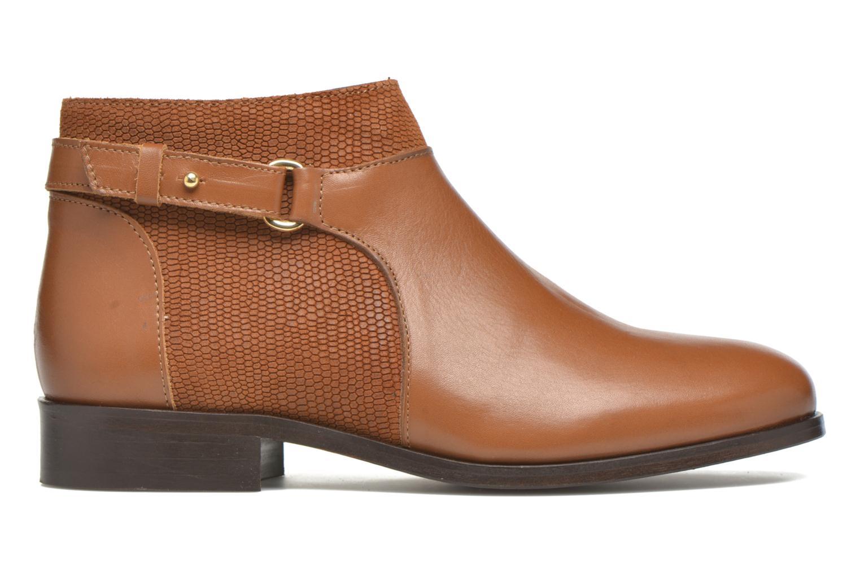 Bottines et boots COSMOPARIS Vady/Bi Marron vue derrière