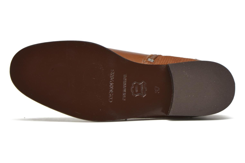 Bottines et boots COSMOPARIS Vady/Bi Marron vue haut