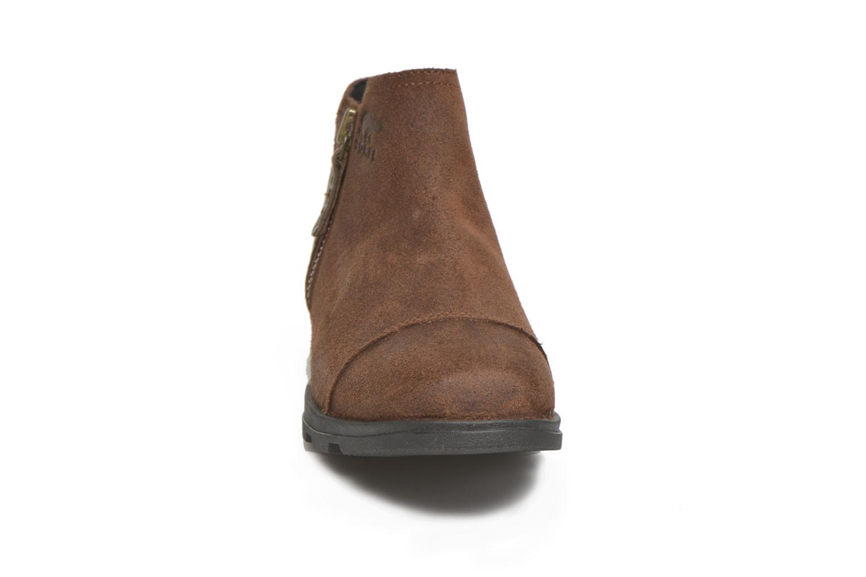 Bottines et boots Sorel Sorel Major Low Marron vue portées chaussures