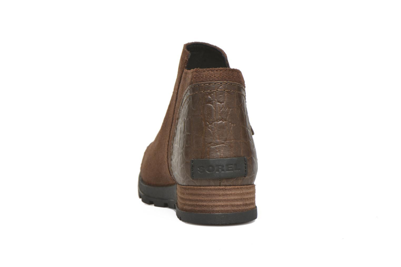 Bottines et boots Sorel Sorel Major Low Marron vue droite