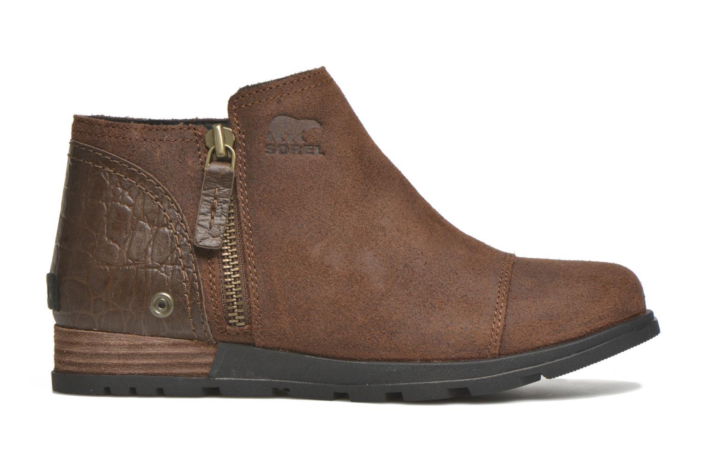 Bottines et boots Sorel Sorel Major Low Marron vue derrière
