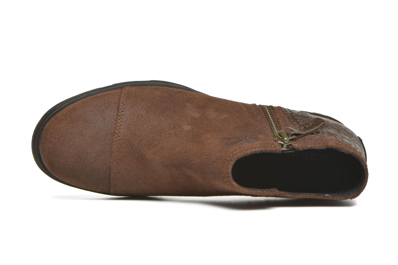 Bottines et boots Sorel Sorel Major Low Marron vue gauche