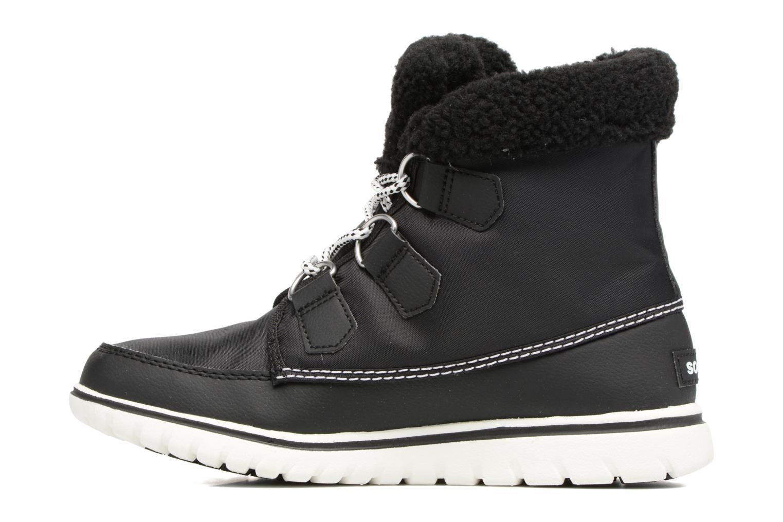 Bottines et boots Sorel Cozy Carnival Noir vue face