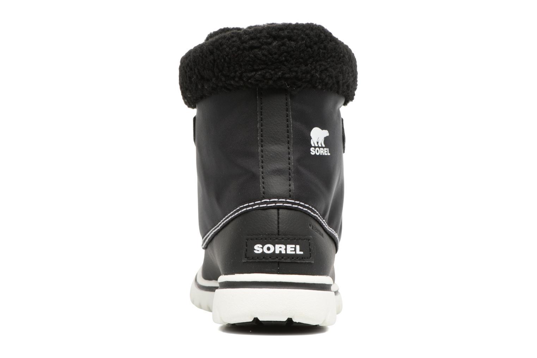 Bottines et boots Sorel Cozy Carnival Noir vue droite