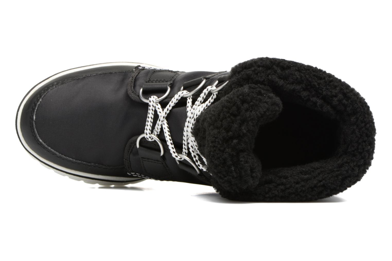 Bottines et boots Sorel Cozy Carnival Noir vue gauche