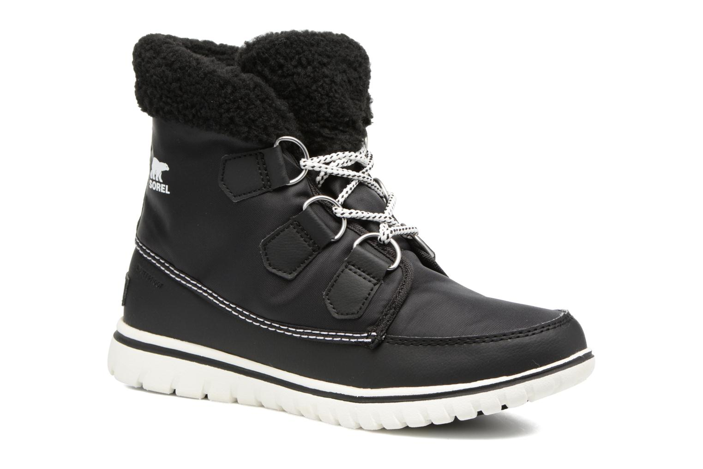Bottines et boots Sorel Cozy Carnival Noir vue détail/paire