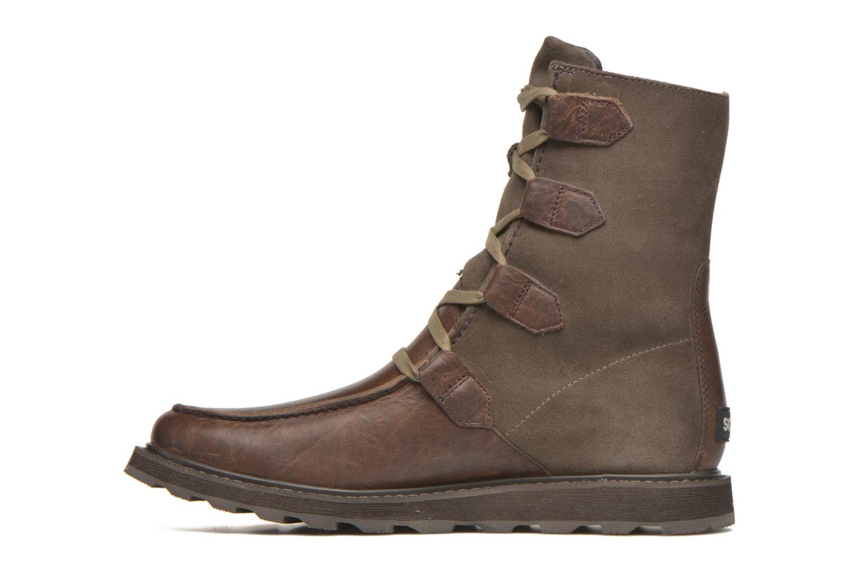 Bottines et boots Sorel Madson Original Marron vue face