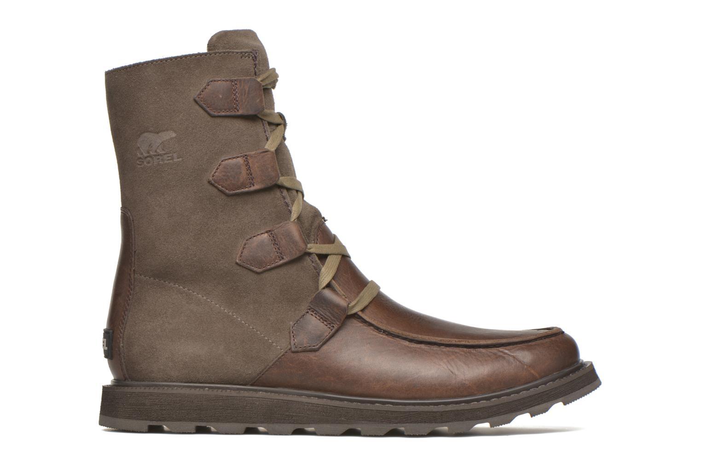 Bottines et boots Sorel Madson Original Marron vue derrière