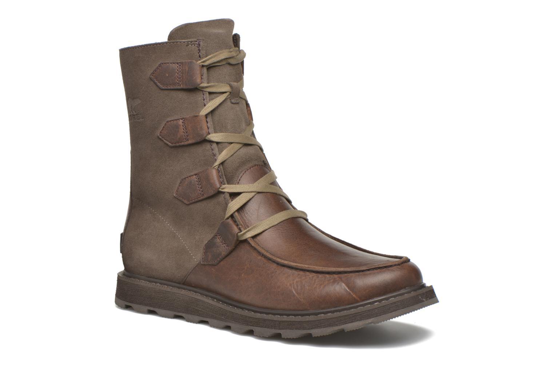 Bottines et boots Sorel Madson Original Marron vue détail/paire