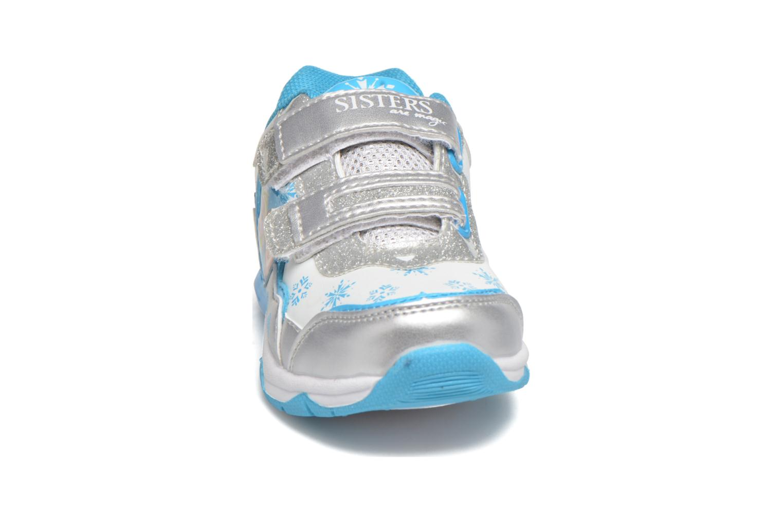 Baskets Frozen Godiva Frozen Blanc vue portées chaussures