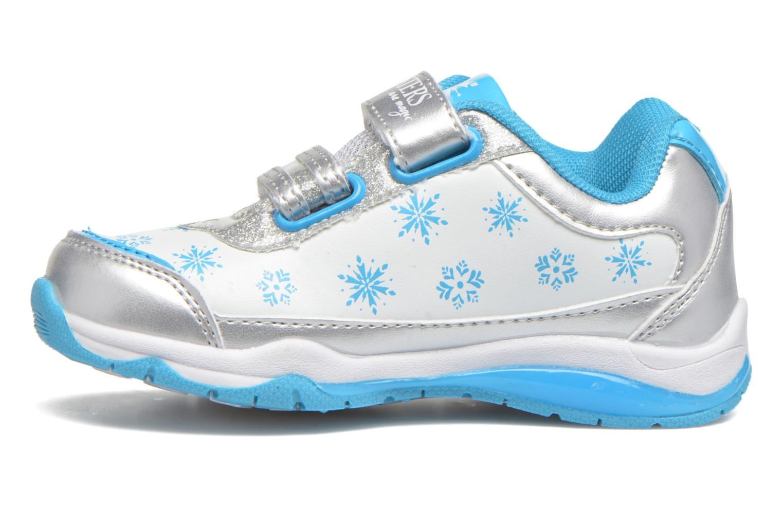 Baskets Frozen Godiva Frozen Blanc vue face