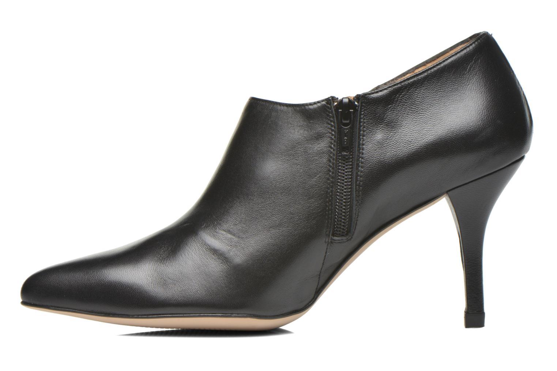 Bottines et boots Georgia Rose Amalboot Noir vue face