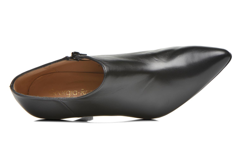 Bottines et boots Georgia Rose Amalboot Noir vue gauche