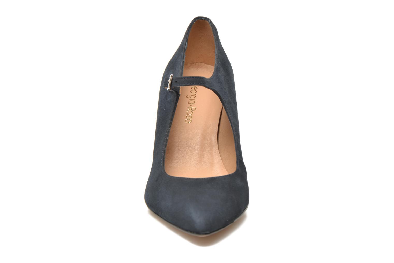 Escarpins Georgia Rose Amalcio Bleu vue portées chaussures