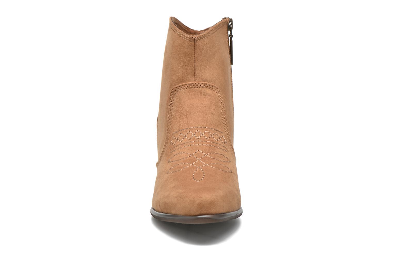 Bottines et boots S.Oliver Badda Marron vue portées chaussures