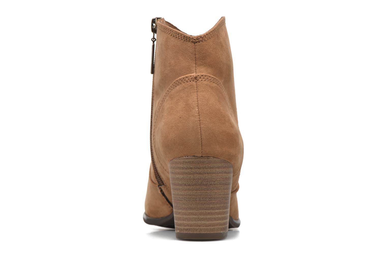 Bottines et boots S.Oliver Badda Marron vue droite