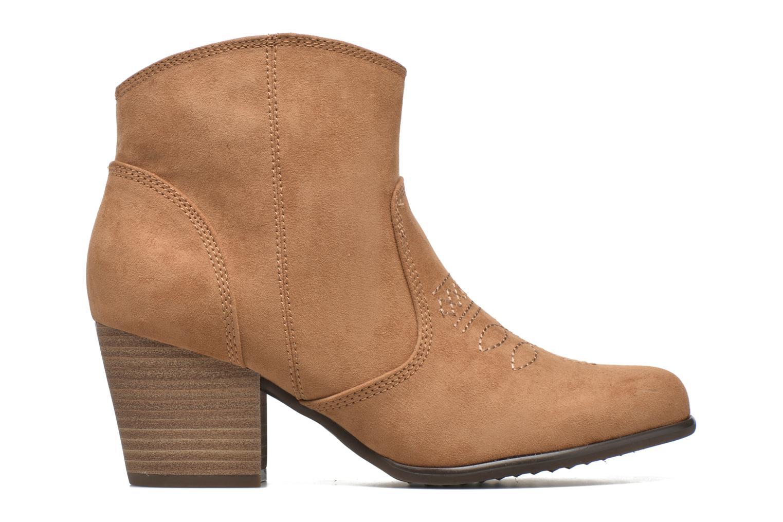 Bottines et boots S.Oliver Badda Marron vue derrière