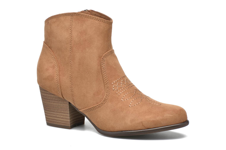 Bottines et boots S.Oliver Badda Marron vue détail/paire