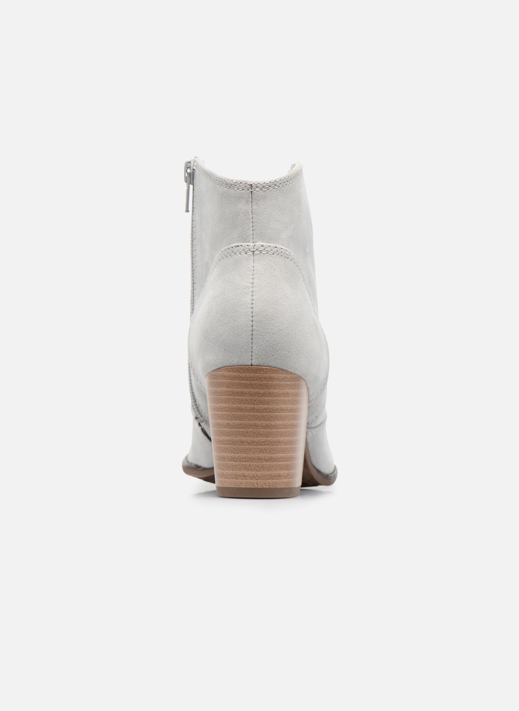 Bottines et boots S.Oliver Badda Gris vue droite