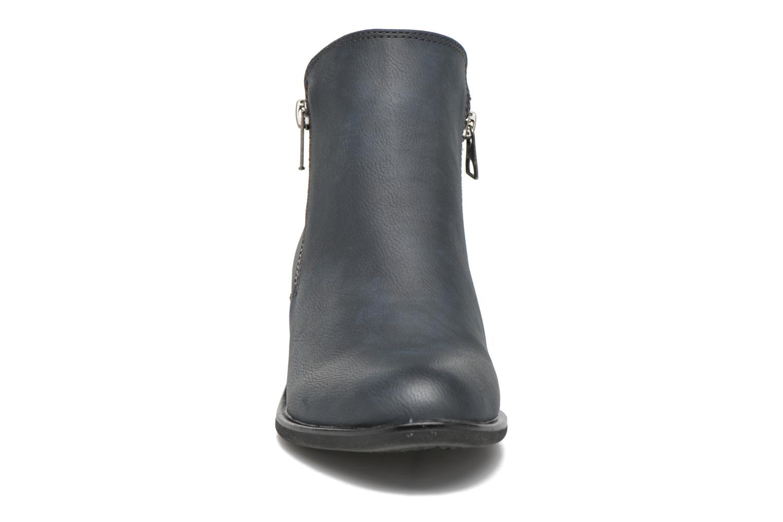 Bottines et boots S.Oliver Dafina Bleu vue portées chaussures