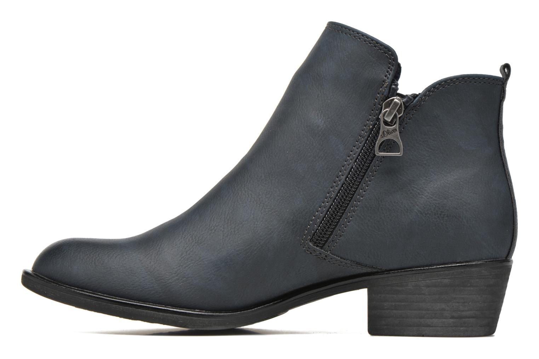 Bottines et boots S.Oliver Dafina Bleu vue face
