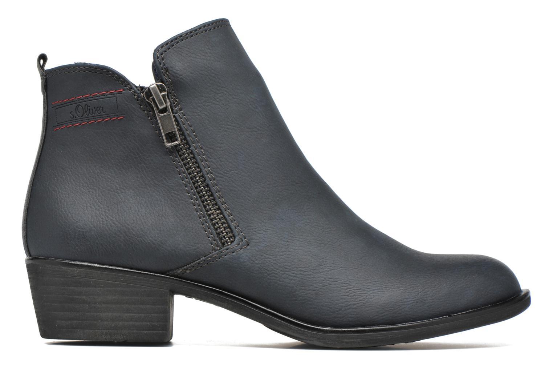 Bottines et boots S.Oliver Dafina Bleu vue derrière