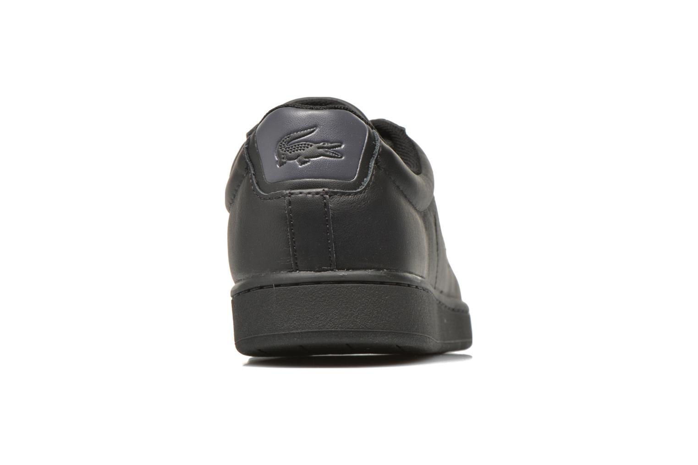 Baskets Lacoste Carnaby Evo S216 2 Noir vue droite