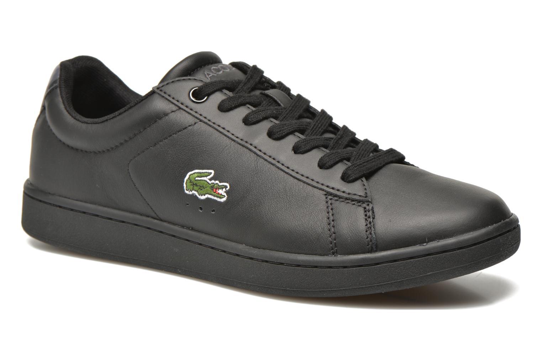 Sneakers Lacoste Carnaby Evo S216 2 Sort detaljeret billede af skoene