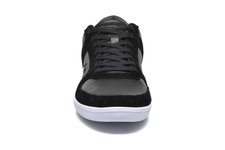 Baskets Lacoste Court-Minimal 316 1 Noir vue portées chaussures