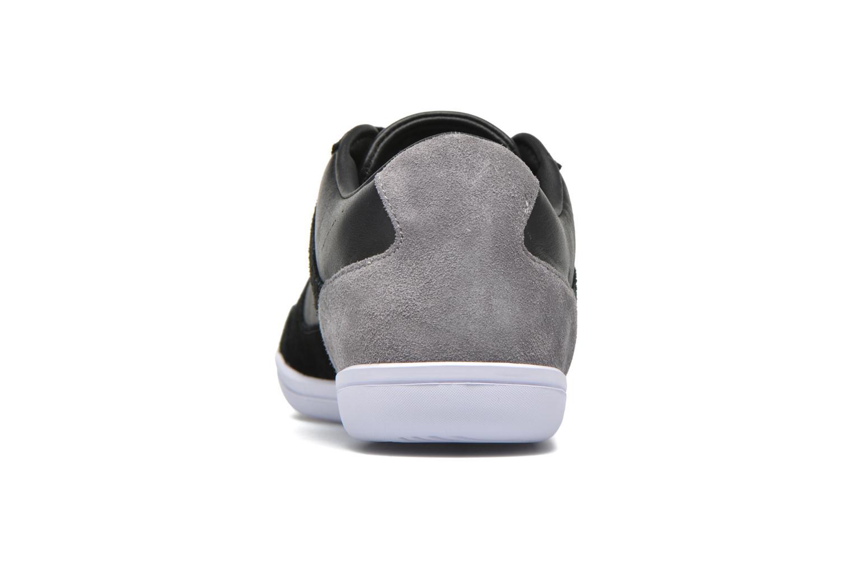 Baskets Lacoste Court-Minimal 316 1 Noir vue droite