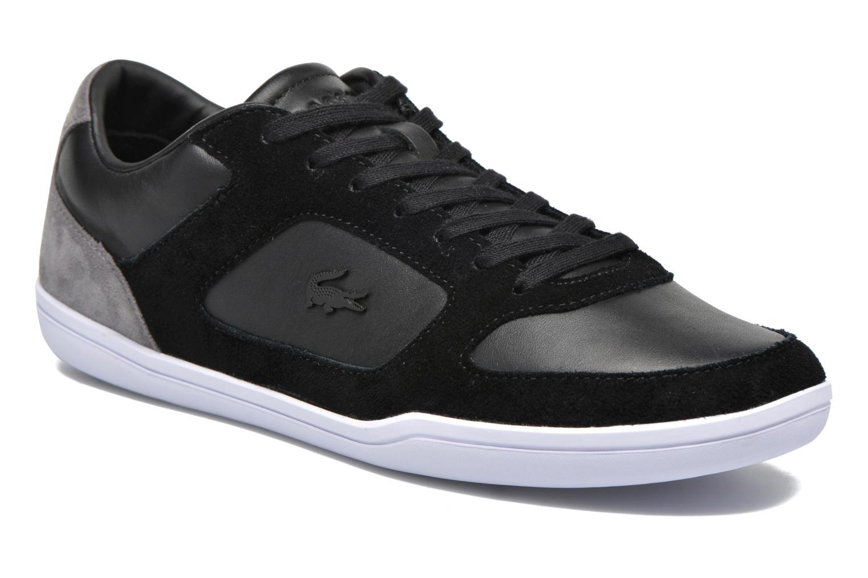Baskets Lacoste Court-Minimal 316 1 Noir vue détail/paire