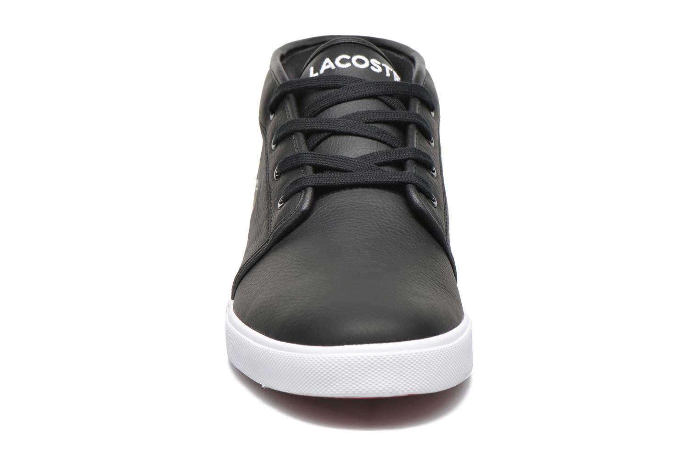 Baskets Lacoste Ampthill Lcr3 Noir vue portées chaussures