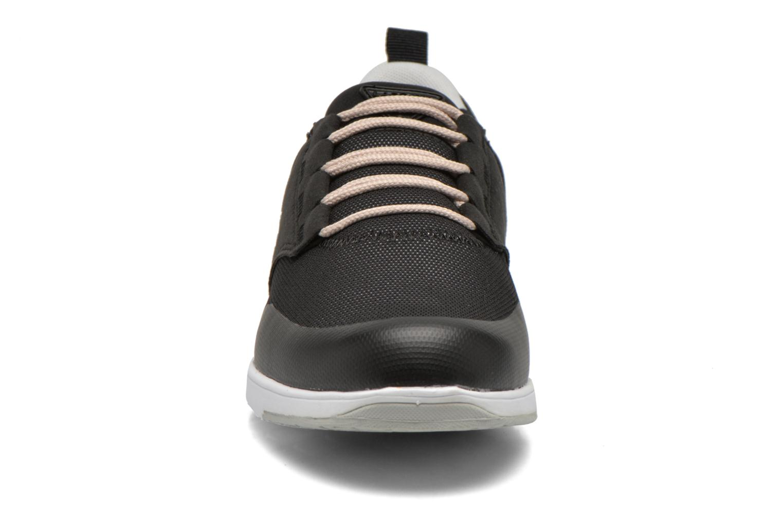 Sneaker Lacoste L.Ight R 316 1 W schwarz schuhe getragen