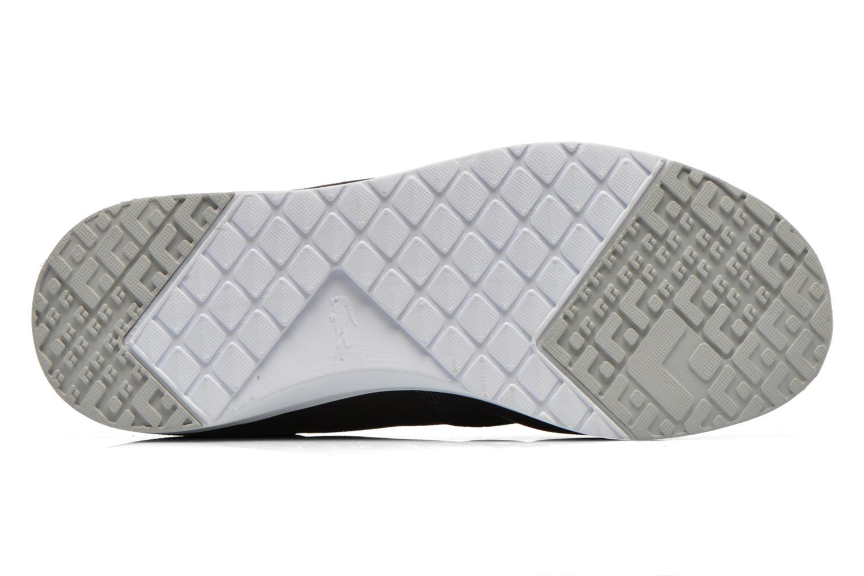 Sneaker Lacoste L.Ight R 316 1 W schwarz ansicht von oben