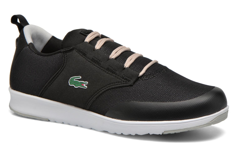 Sneaker Lacoste L.Ight R 316 1 W schwarz detaillierte ansicht/modell