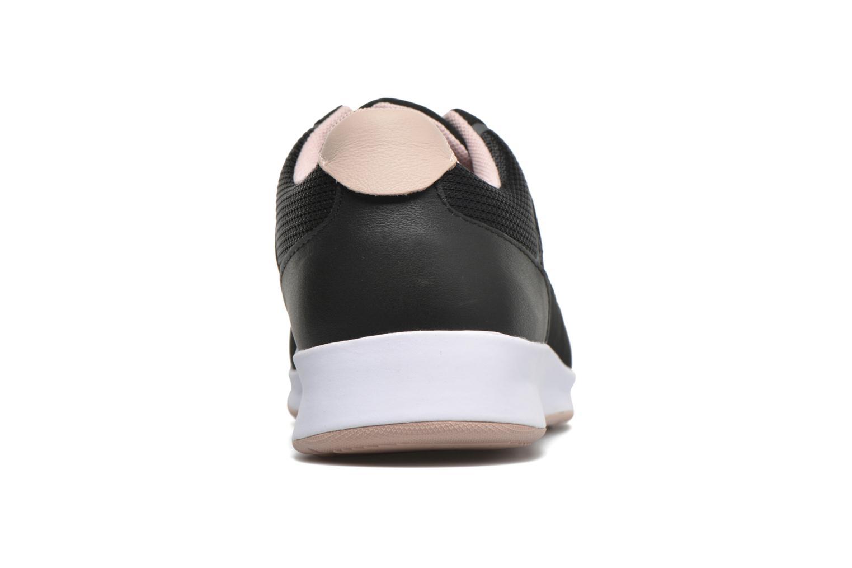 Sneaker Lacoste Chaumont Lace 316 2 schwarz ansicht von rechts