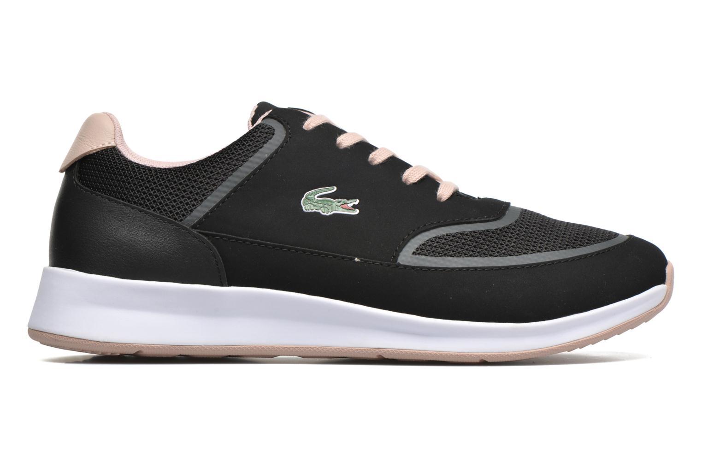 Sneaker Lacoste Chaumont Lace 316 2 schwarz ansicht von hinten