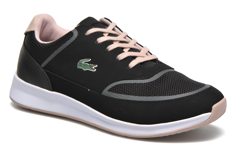 Sneaker Lacoste Chaumont Lace 316 2 schwarz detaillierte ansicht/modell