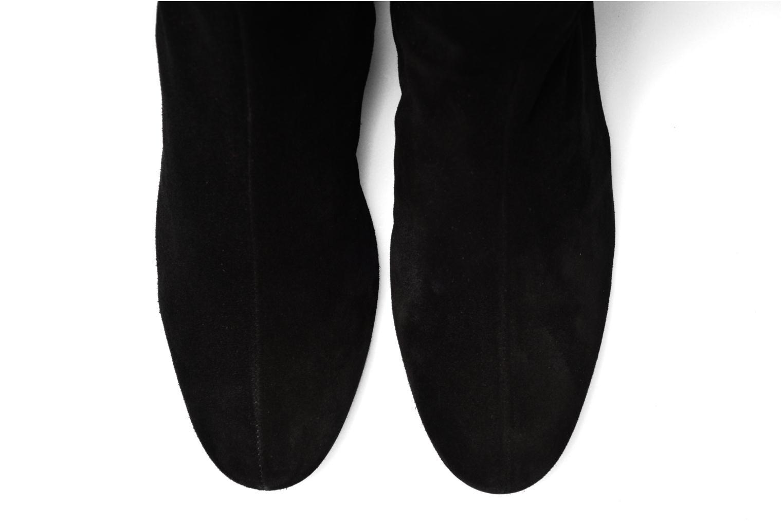 Bottes Made by SARENZA Glamatomic #2 Noir vue portées chaussures