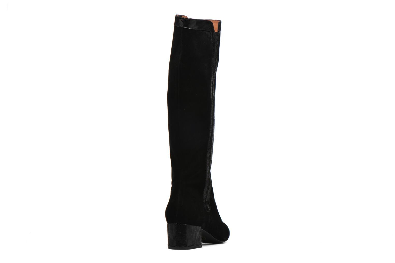 Stiefel Made by SARENZA Glamatomic #2 schwarz ansicht von vorne